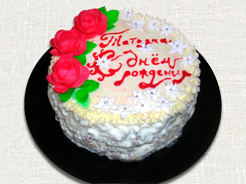 Торт медовик 2 кг